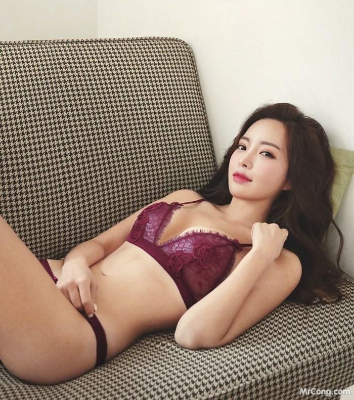 Image Korean-Model-Jin-Hee-012018-MrCong.com-020 in post Người đẹp Jin Hee trong bộ ảnh nội y, bikini tháng 01/2018 (355 ảnh)