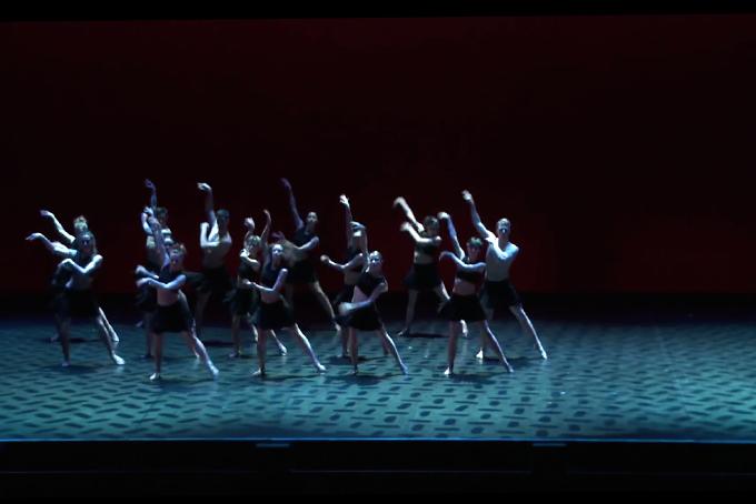 Angelin Prejlocaj, l'art de la danse, sommet de poésies, fragilités et passions