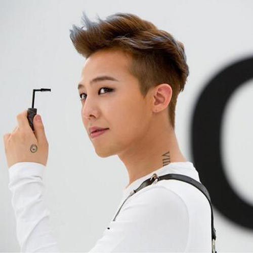 G Dragon Hairstyles And Hair Colors Korean Hairstyle Trends