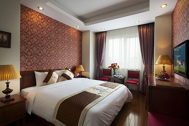 Hanoi hotels in old quarter 2