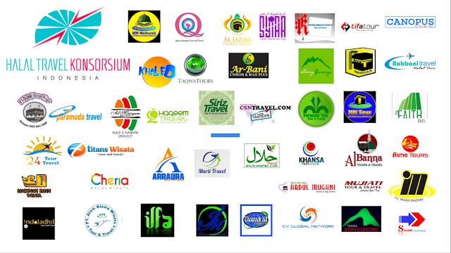 wisata halal tour konsorsium