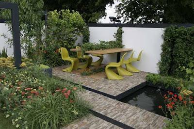 jasa taman rumah minimalis
