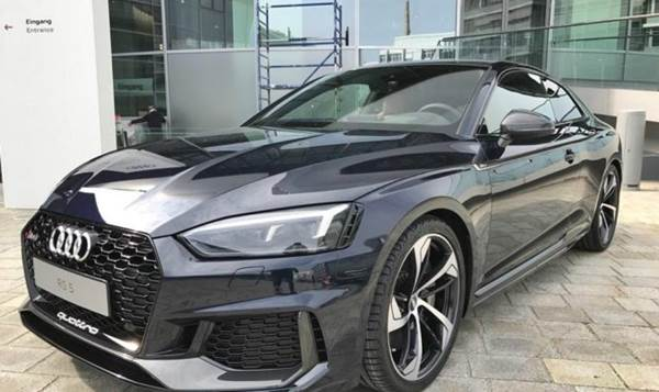 2018 Audi RS5 Coupe Gets Thumbs Down From Fans