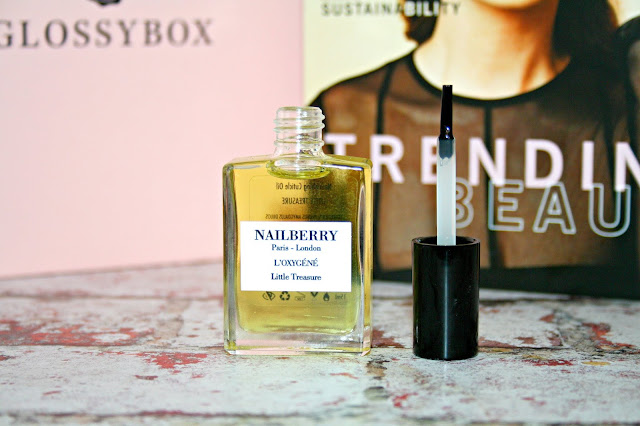 Nailberry Little Treasure Nail and Cuticle Oil