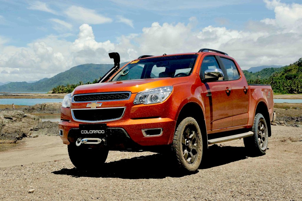 Chevrolet Philippines Celebrates Truck Month with Launch ...