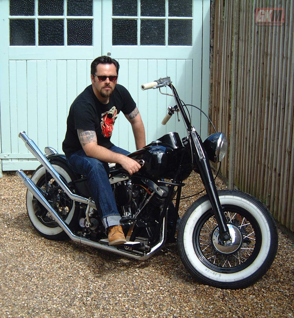f3db0449d8f5d I decided to start a website dedicated to fifties and sixties style  choppers and hot rods. I called it Greasy Kulture
