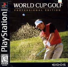 World Cup Golf - Professional Edition - PS1 - ISOs Download