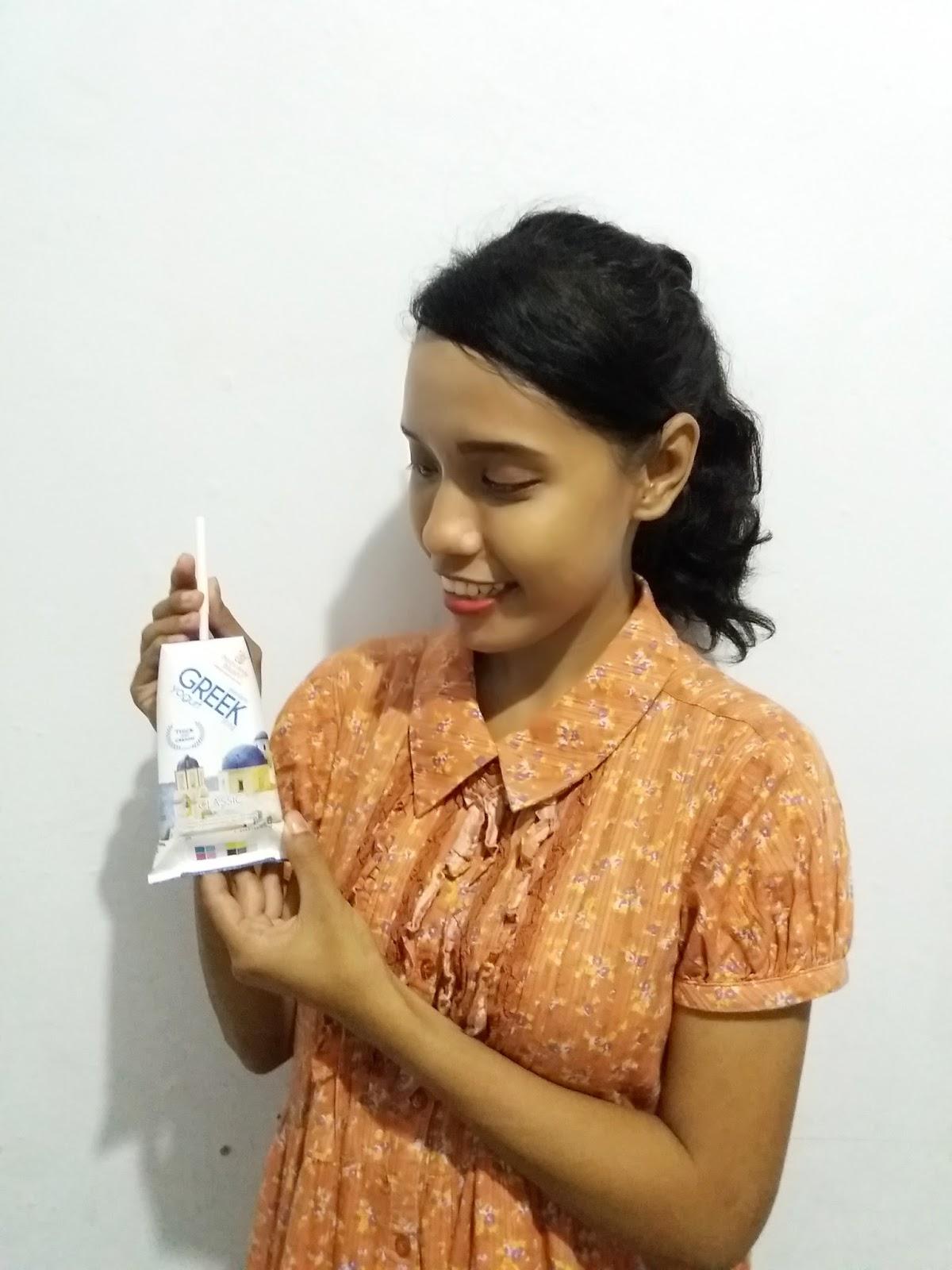 Cara Minum Yoghurt Yang Benar : minum, yoghurt, benar, Rahasia, Sehatku, Dengan, Yoghurt, Yunani