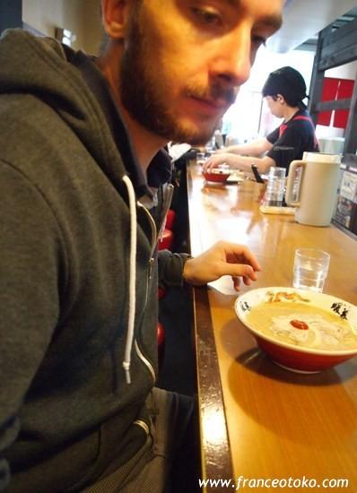 博多のおいしいラーメン