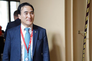 Kim Jong-yang elected as the new President of Interpol