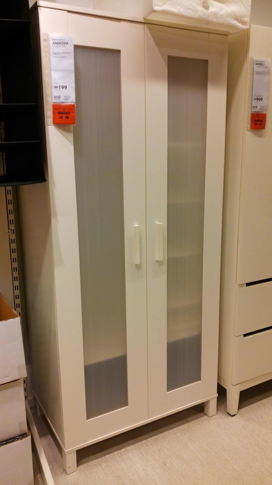 Sampai Dah Nak Terkeluar Isi Kat Dalam Almari So Aku Buat Keputusan Untuk Ke Ikea Survey Harga Di Sana