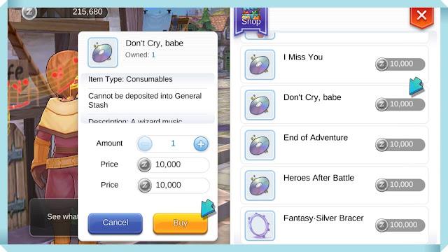 Penjelasan Mengenai Stamina Di Game Ragnarok Mobile Eternal Love