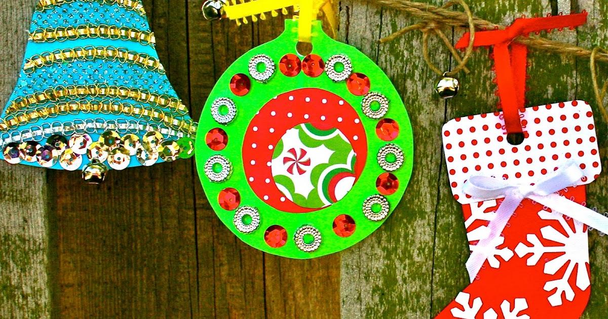 christmas ornaments banner - photo #37