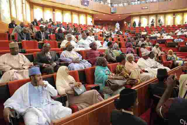 Senate Refuses To Disclose Allowances