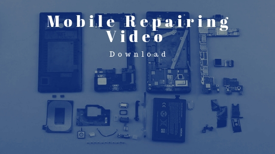 Mobile Repairing Course Ebook