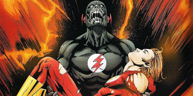 siapa black flash dc