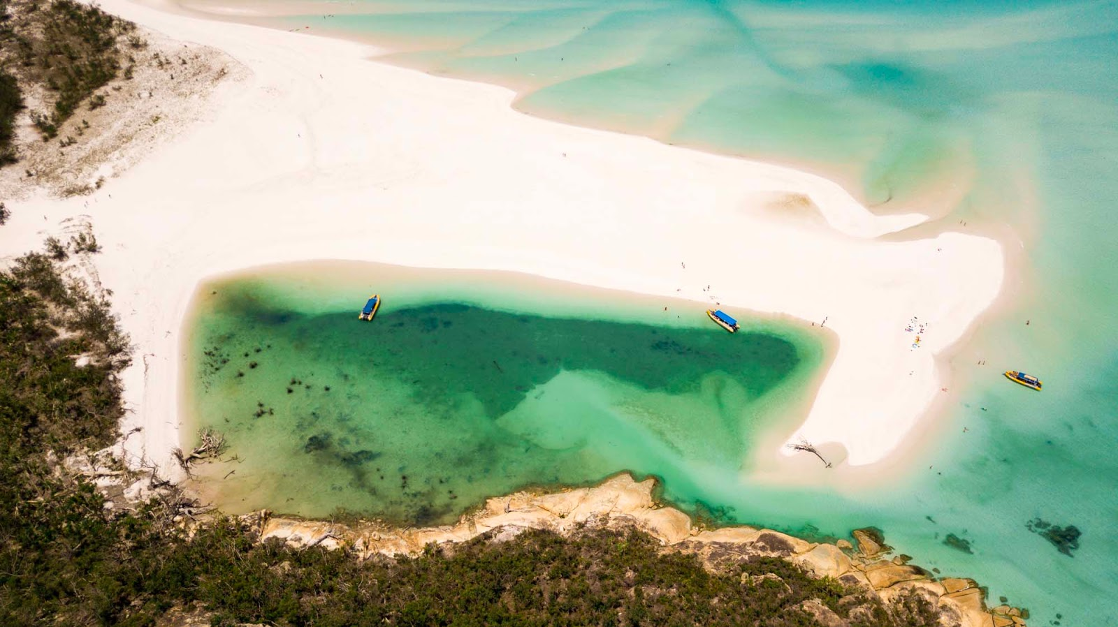 bettys beach from above