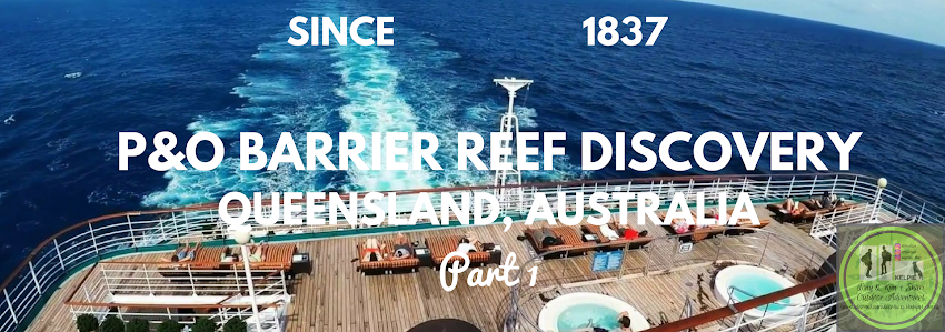 P&O BARRIER REEF DISCOVERY, QUEENSLAND AUSTRALIA
