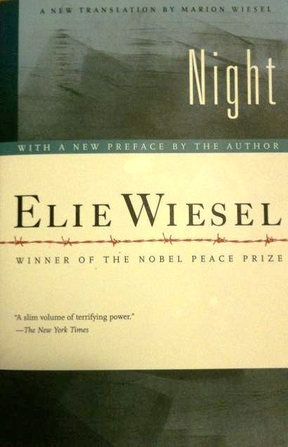 the story of genocide as described in elie wiesels night While night is elie wiesel's testimony about his experiences in the holocaust, wiesel is not, precisely speaking, the story's protagonist - loss of faith in elie wiesel's night night is a dramatic book that tells the horror and evil of the concentration camps that many were imprisoned in during world.