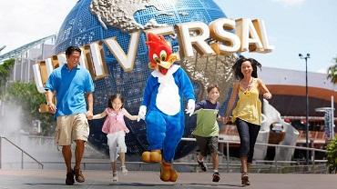 Inilah harga tiket Universal Studio Singapore
