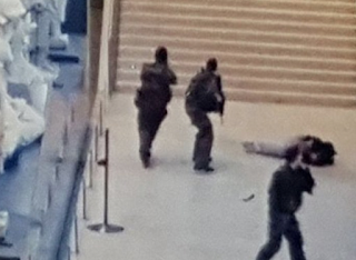 Louvre 'Attacker' Was Egyptian