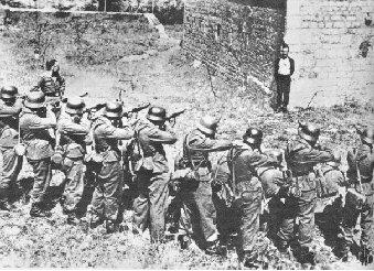 Última carta de un miembro de la Resistencia Francesa en la Segunda Guerra Mundial