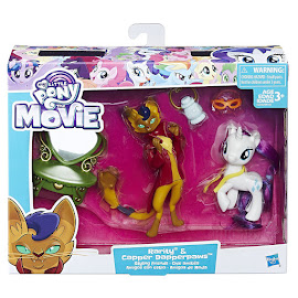 My Little Pony Styling Friends Rarity Brushable Pony