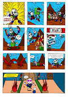 Fumetto Stasio Chronicles - Pagina 4