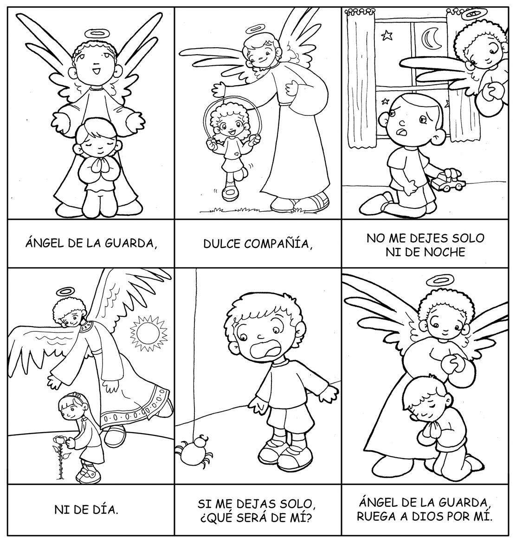 SGBlogosfera. Amigos de Jesús: ÁNGEL DE LA GUARDA