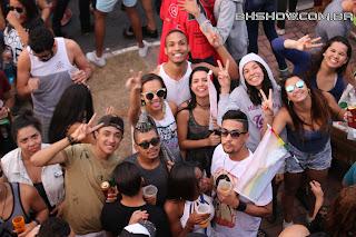IMG 0095 - 13ª Parada do Orgulho LGBT Contagem reuniu milhares de pessoas