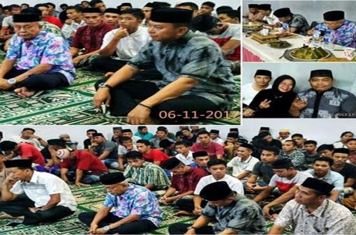 Berkah Ramadhan, Kel. H. Ali Gandong, Gelar Buka Bersama, Warga Binaan, Rutan Selayar
