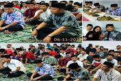Berkah Ramadhan, Kel. H. Ali Gandong Gelar Buka Bersama Warga Binaan Rutan Selayar