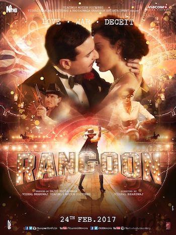 Rangoon 2017 Hindi Full Movie Download