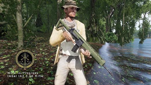 Arma3用IA2 Rifleアドオン