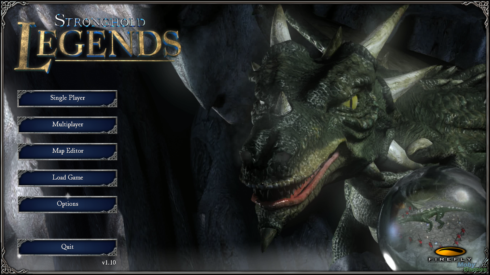Download Game Stronghold Legends Full Rip For PC 100
