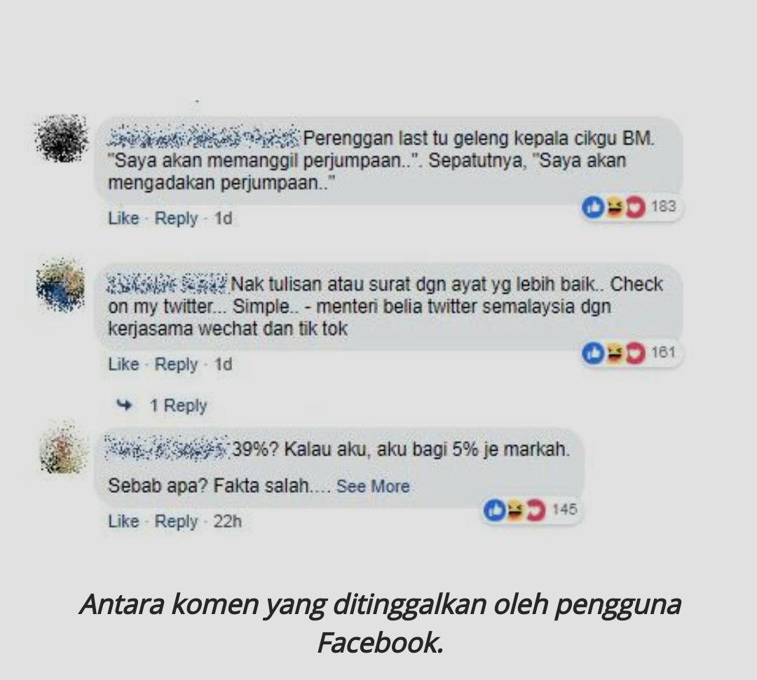 Arti Bahasa Inggrisnya Naik: YB Syed Saddiq Tak Nak Masuk Kelas Bahasa Melayu Ker