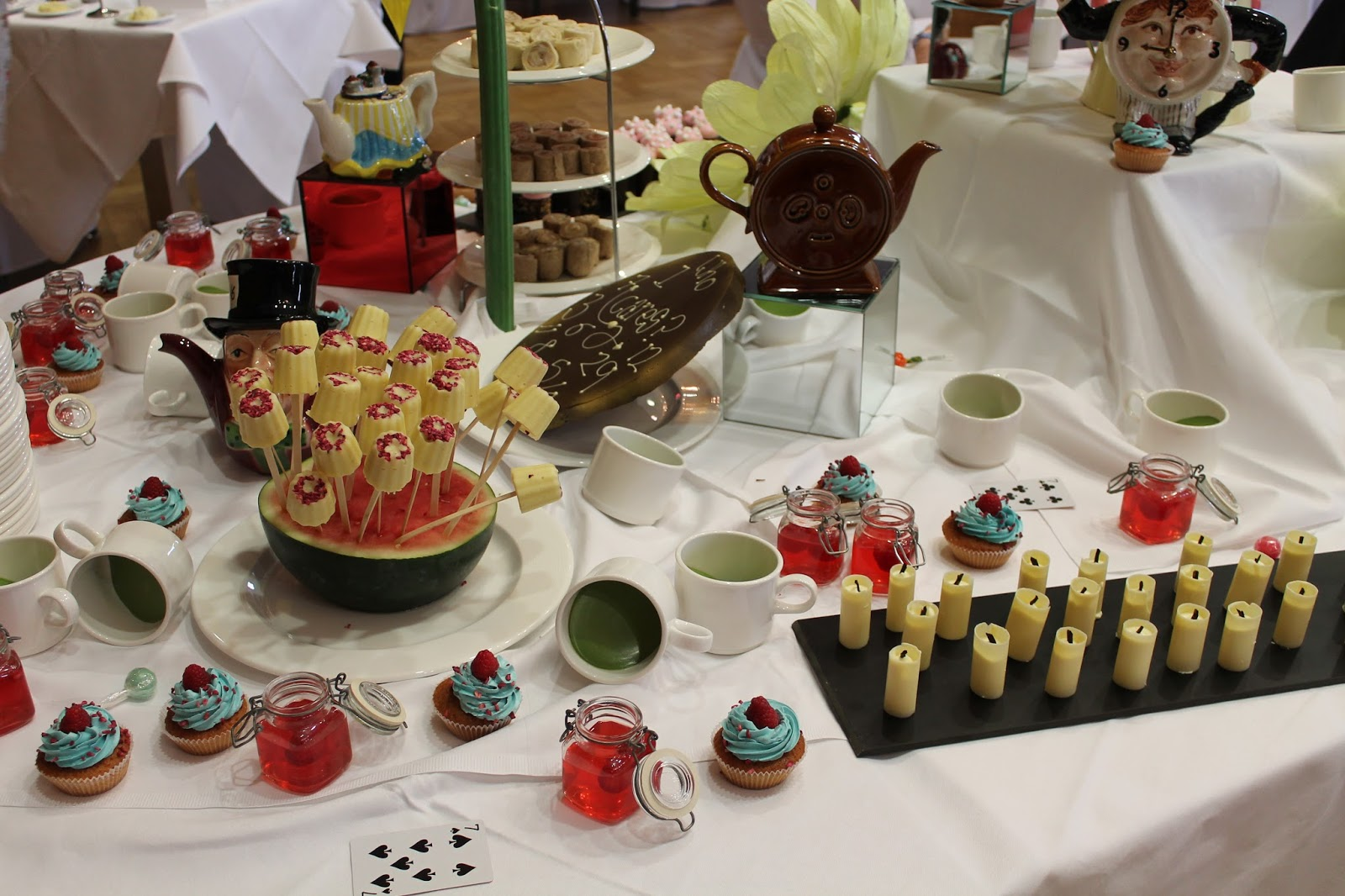 Mad Hatters Afternoon Tea - Cedar Court Grand Hotel, York