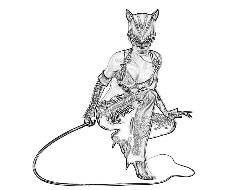 Injustice Gods Among Us Catwoman Weapon Mario