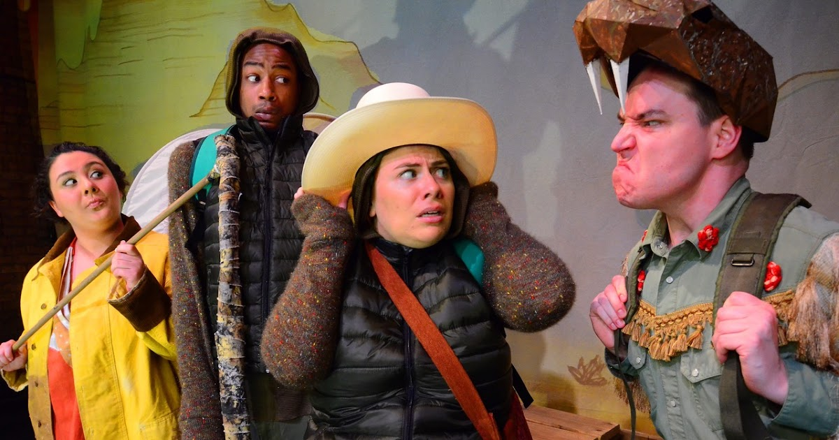 7e5f5d491d1 ChiIL Mama   REVIEW  World Premiere of We Found A Hat at Lifeline Theatre  Through Sunday