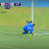 INCREDIBLE: Football Striker Removes Charm 'juju'  From Opponent's Goal Post, Scores Minutes After [WATCH VIDEO]