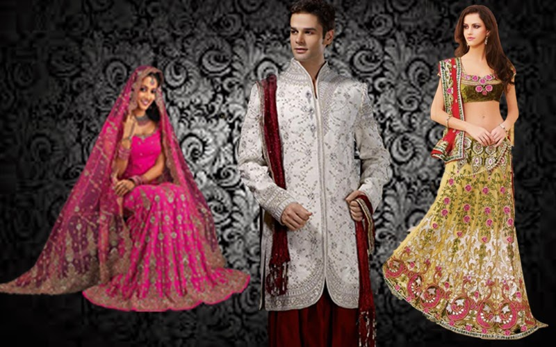 Traditional Wear's In India