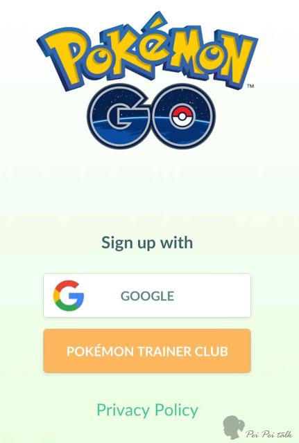 Pokémon GO寶可夢-Android安桌系統-IOS系統-更換gmail帳號登入