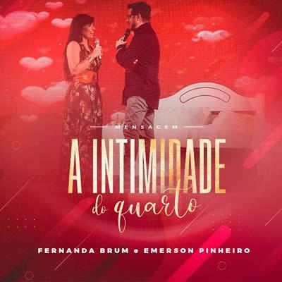 Fernanda Brum - Mensagem: A Intimidade do Quarto (Ao Vivo)