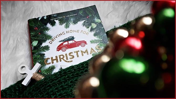 Driving home for Christmas Rezepte & Geschichten für die schönste Zeit im Jahr Kochbuch Rezepte Weihnachten