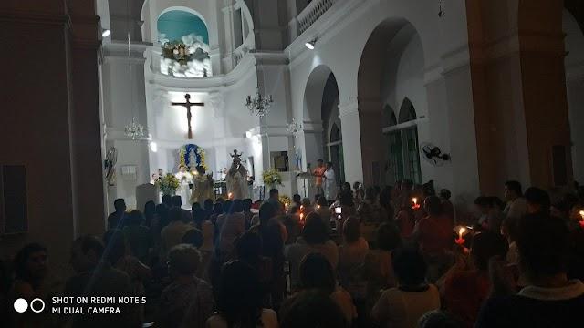 Limoeirenses celebram o Natal com missa nas Matrizes e festa nas casas