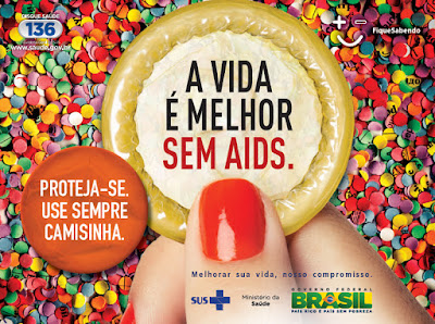 DST no Carnaval, previna use camisinha, HIV,