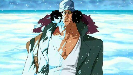 Fakta tentang Pengguna Buah Iblis di Anime One Piece yang Lemah dengan Air Laut