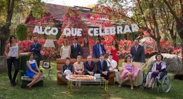 Tenemos ''algo que celebrar'' en Antena 3