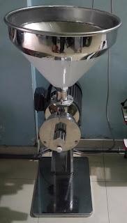 Máy xay cafe inox