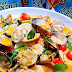 Thai Red Curry Coconut Clams